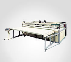 Large Size Semi Automatic Screen Printing Machine